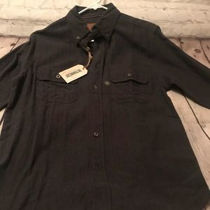 Men's size small button down shirt NWT